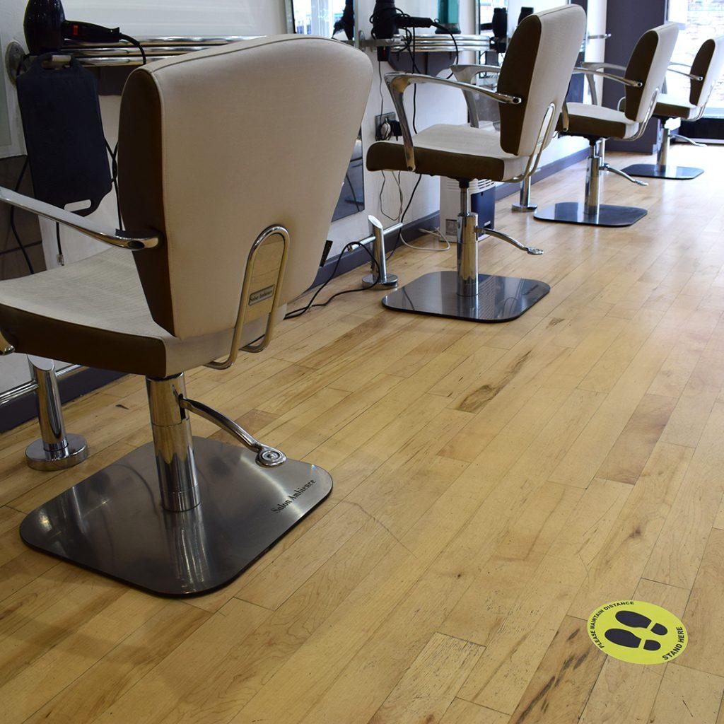 salon safety scissors macclesfield